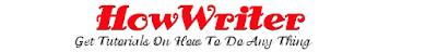 HowWriter Blog