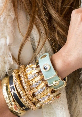 Arm Candy and All Sorts of Baubles ~ Classically Chic Life