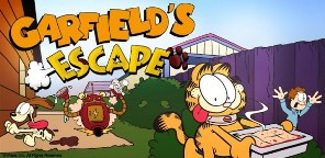 Download Android Game Garfield's Escape APK 2013 Full Version