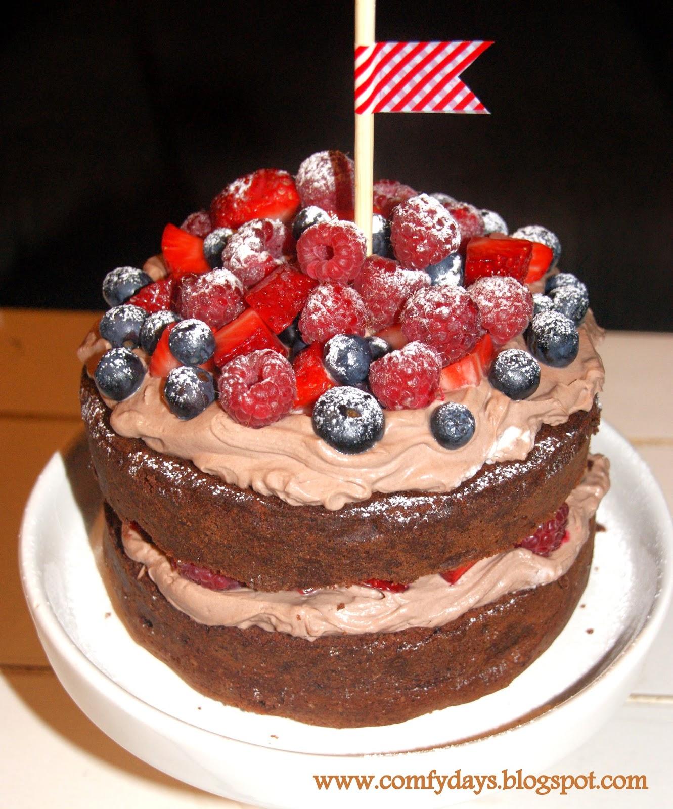 ComfyDays Most delicious birthday cake birthday present ideas