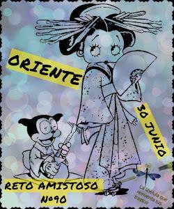 RETO AMISTOSO 90
