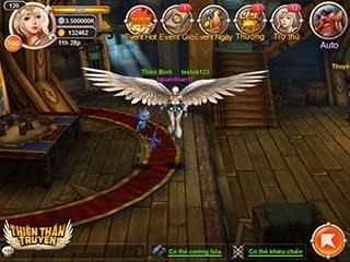 Tải game Thiên Thần Truyện apk
