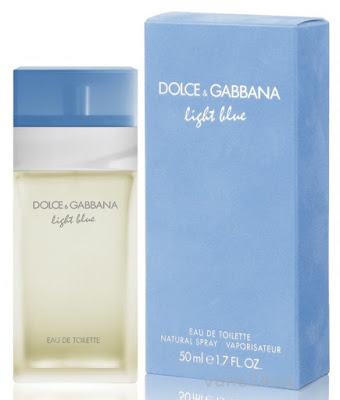 light blue dolce gabbana