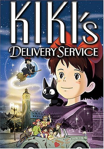 Kikis Delivery Service DVD