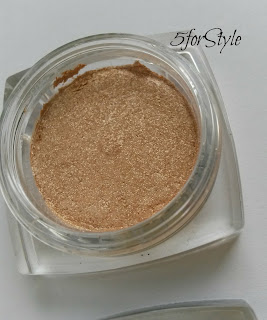 L'oreal Infallible eyeshadow, 002 hourglass beige