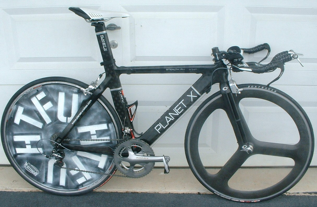 The Triathlete\'s Wit: An Ode to my darling (Planet X Stealth)