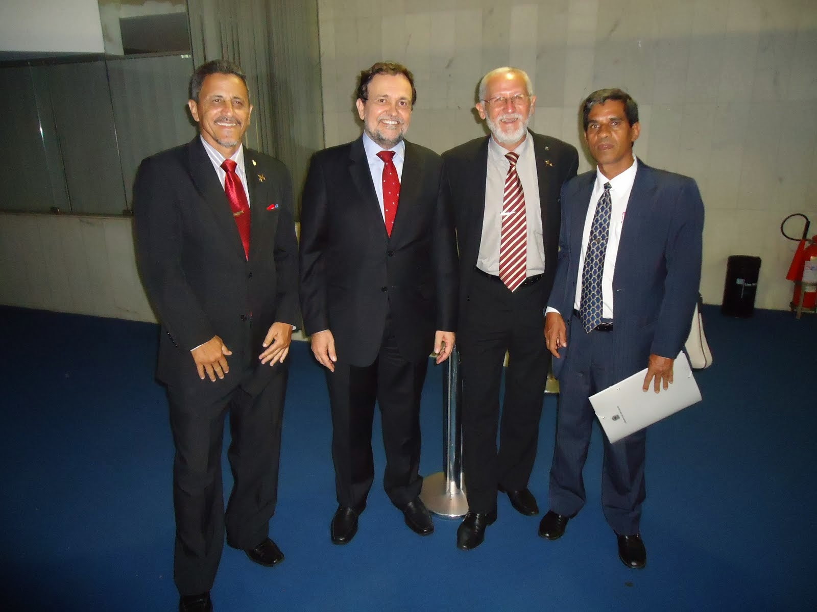 QPS E COMISSÃO DA BAHIA