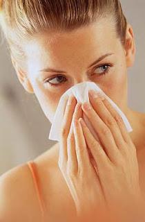 Humedad detiene la gripe