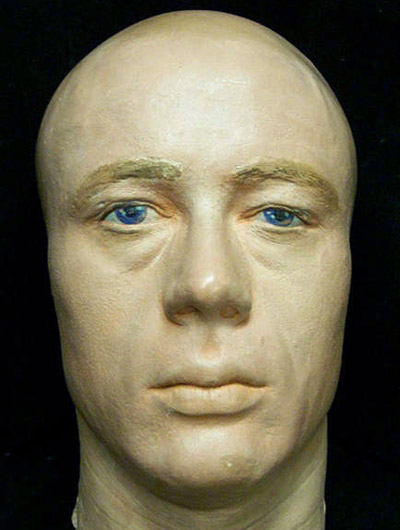 Ghost Hunting Theories Death Masks And Postmortem Photos