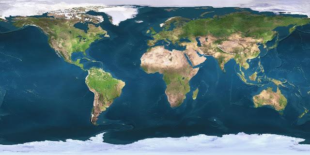 La Tierra y la sociedad internacional