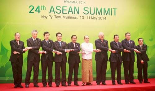 24th ASEAN Summit in Myanmar
