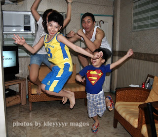 Sino kalaban ko... NOH?? on Year-ender... Jump Shots by KLEYYYYR