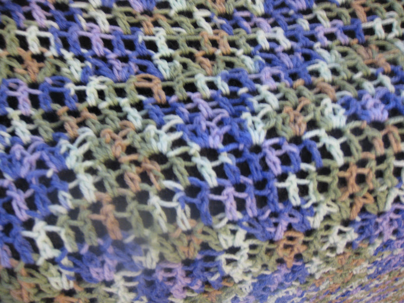 Engineered Crochet: Star Lattice Stitch