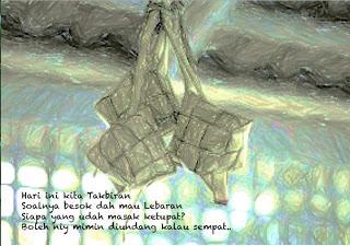 Ketupat Idul Fitri