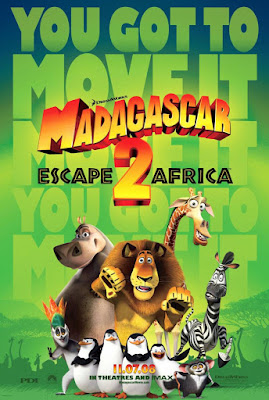 Madagascar 2 – DVDRIP LATINO