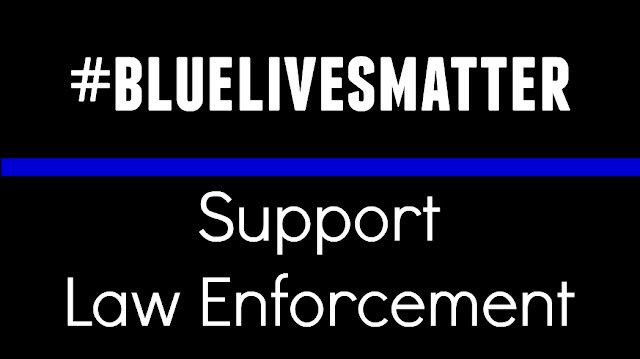 Law enforcement, police, cops, support law enforcement, support police, support cops, #bluelivesmatter