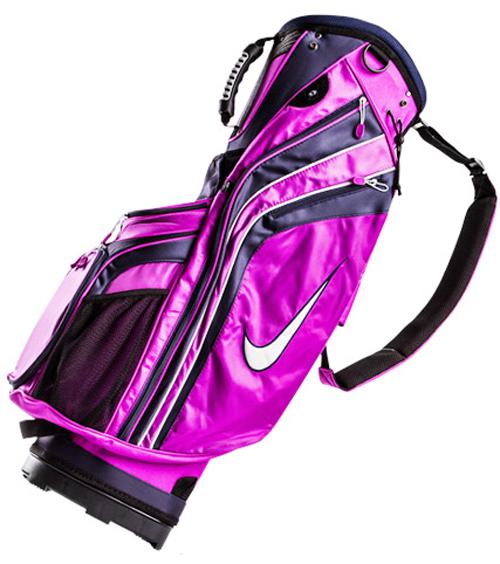 Nike Sport Golf Bag Purple