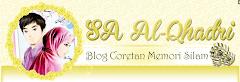 Tempahan Design Blog SA Al-Qhadri