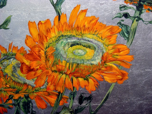 Claire Basler- 12 Artists 12 Days