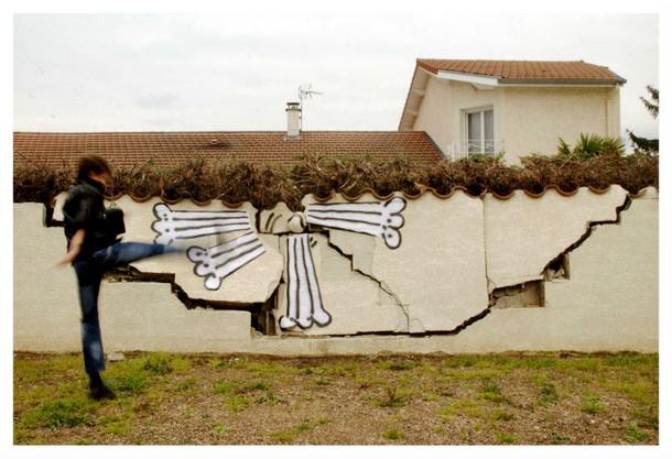 Impressive Examples of Street Art