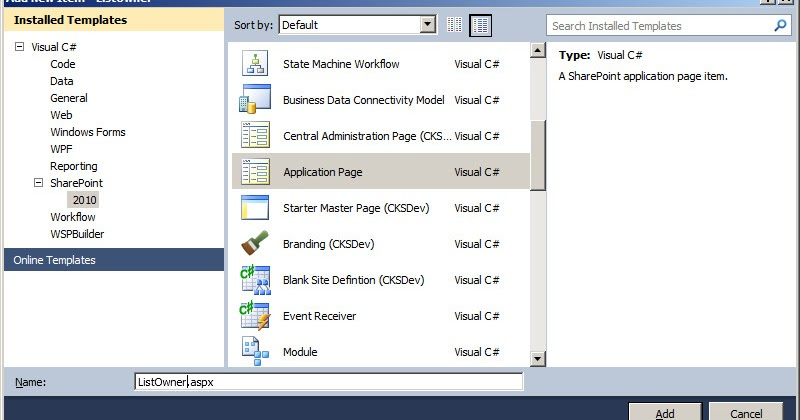 SharePoint 2010 Architectures Overview
