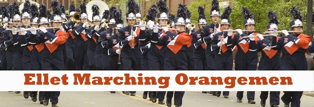Marching Orangemen