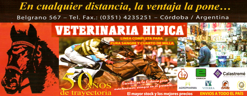 VETERINARIA HIPICA