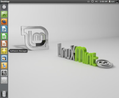 Linux Mint Runs Ubuntu' Unity