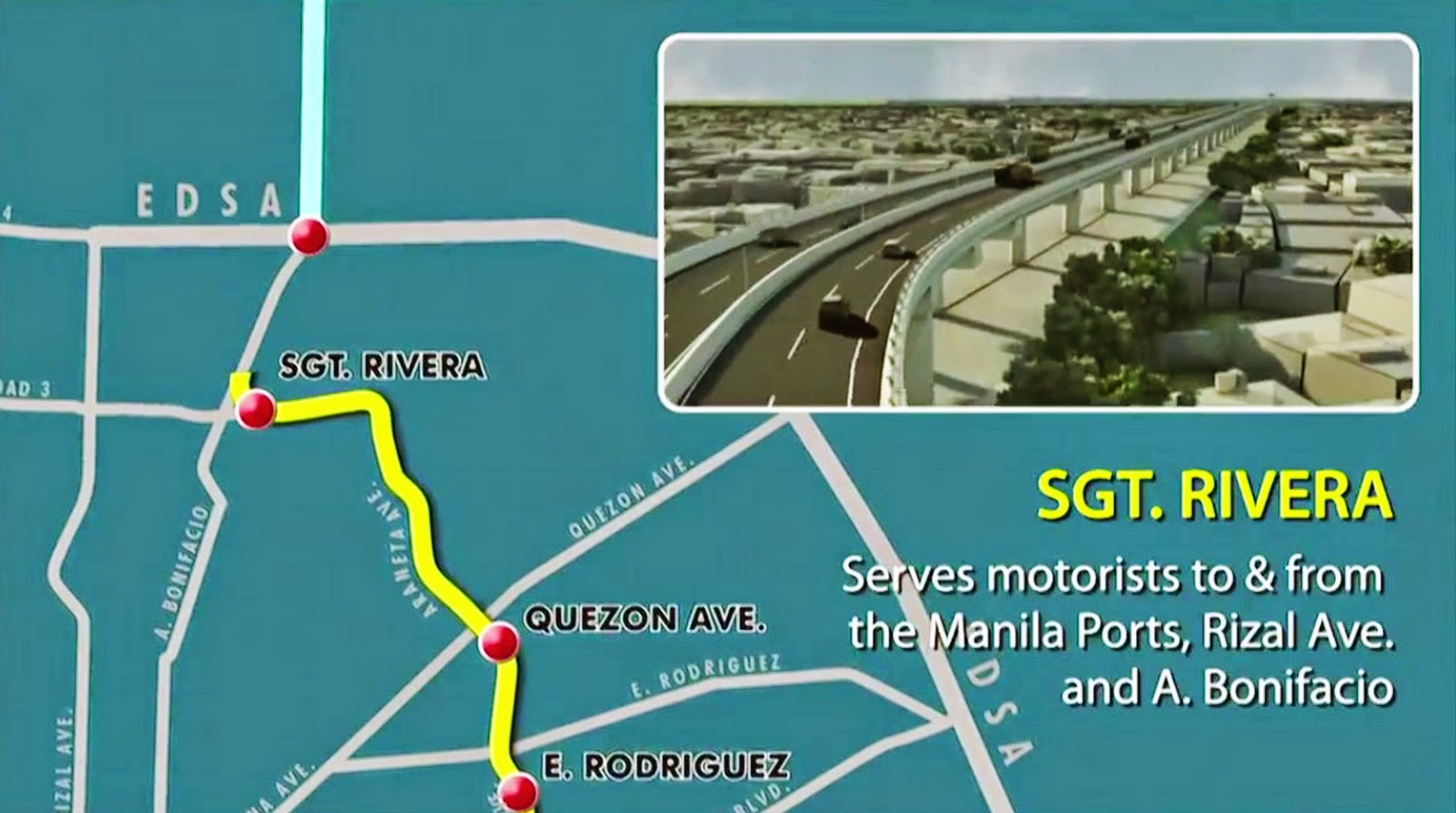 normrealty  metro manila skyway stage 3 connecting nlex