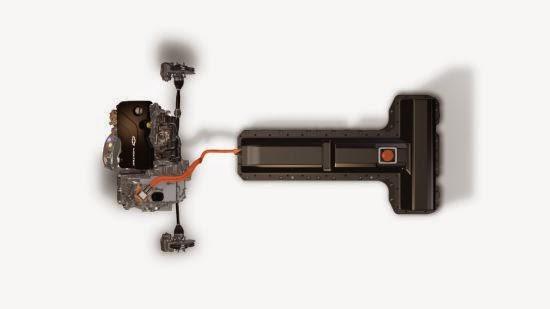 2016 Chevrolet Volt Propulsion System