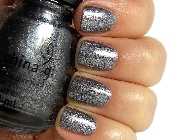 China Glaze - Jitterbug