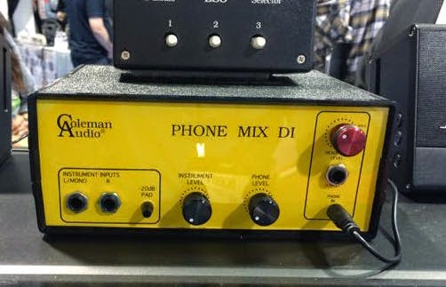 Coleman Audio Phone Mix DI image