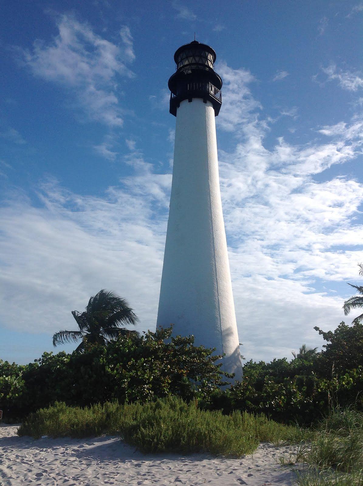 Phare de Key Biscayne (Etats-Unis)