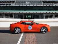 Camaro SS Indy 500 Pace Car Wallpapers