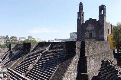 The Aztec pyramids, pyramids Aztec