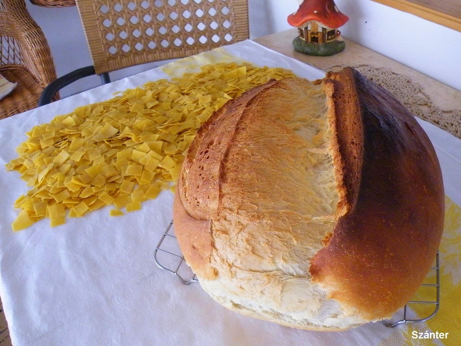 Vasárnapi kenyér.