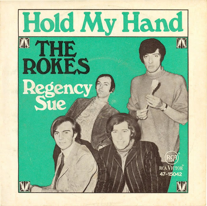 The Rokes - Let's Live For Today - Ride On