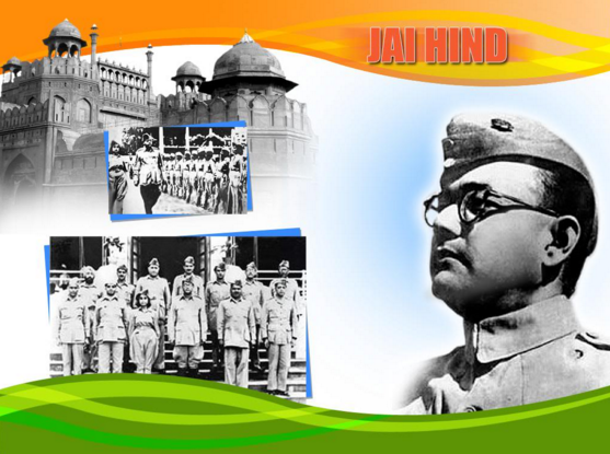 Happy Subhas Chandra Bose Jayati