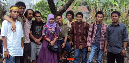 Mahasiswa rantau anggota IKAMI Sulsel Cabang Malang