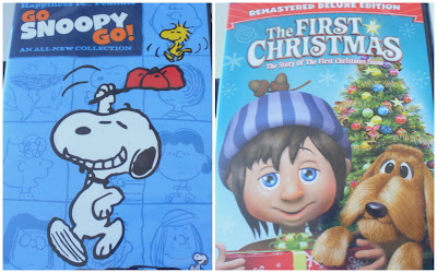 Go, Snoopy, Go!, The First Christmas, Holiday Classic Family Movies, Family Friendly Movie Giveaway