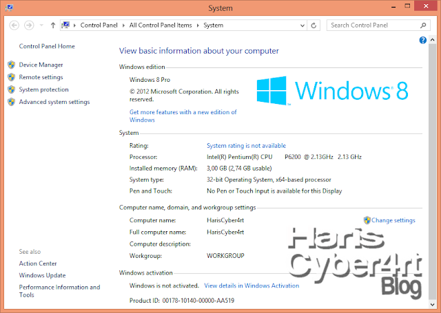 Download Windows 8 Pro Full Version + License Key
