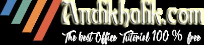 Tutorial Office (Belajar Office)