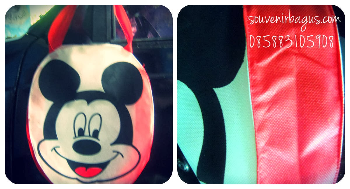 Tas Ulang Tahun Murah Mickey Mouse
