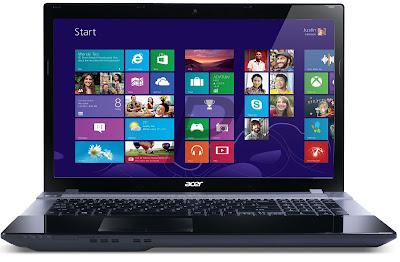 Update Harga Terbaru Laptop Acer Aspire V3-772G-747A321