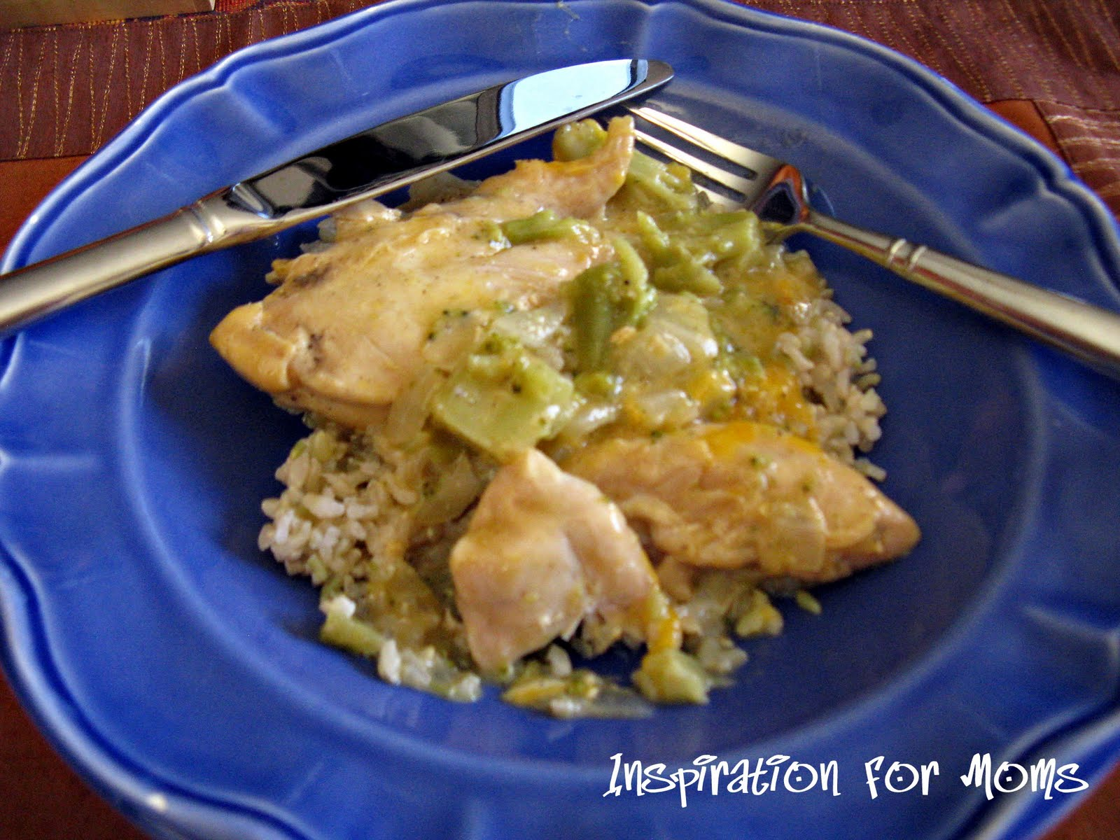 Slow Cooker Sunday: Chicken and Broccoli Casserole - Inspiration For ...