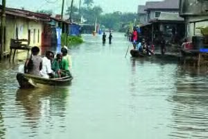 Flooding: Lagos state advises residents to relocate