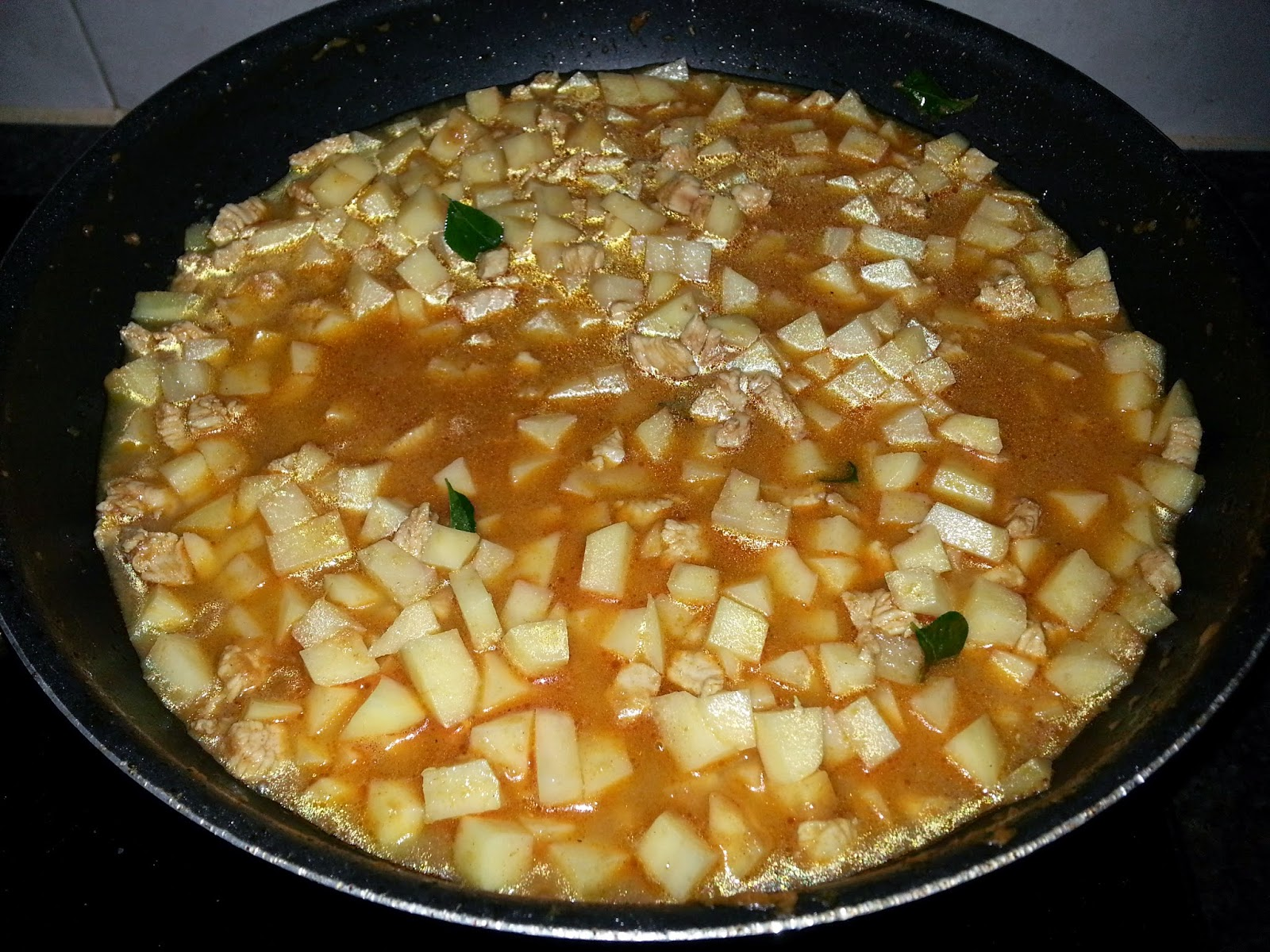 how to make karipap kentang