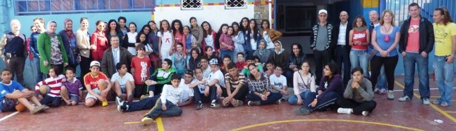 ¡Intercambio con Nador 2012!