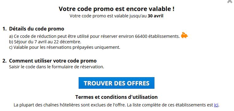 Code promo Venere