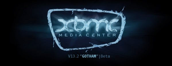 XBMC 13.2 GOTHAM Beta 1